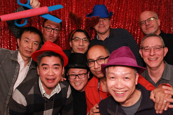December 19, 2018 - MDA Corporation Holiday Party