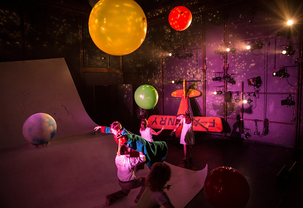 THE LITTLE PRINCE (Lookingglass Theatre Company)