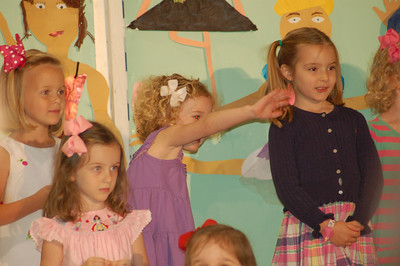 St. Mary's Pre K Program