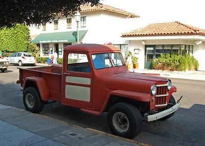 Joaquin's Truck