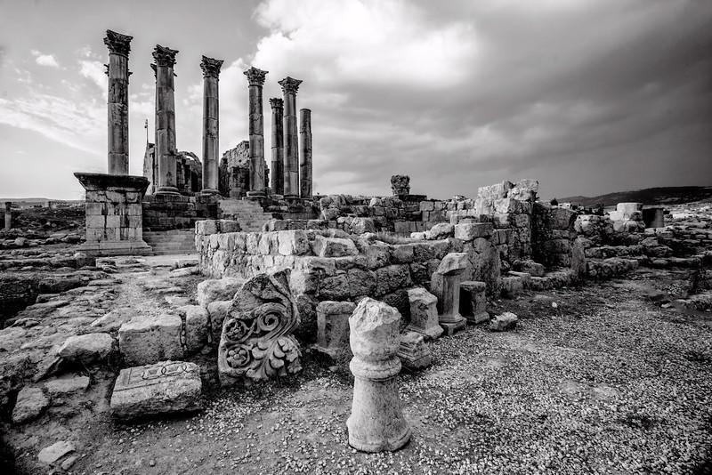 Artemis Temple BW.jpg
