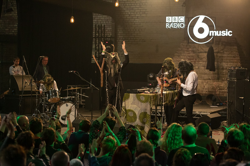 BBC 6 Music Festival, Camp and Furnace, Liverpool, UK - 31 Mar 2019