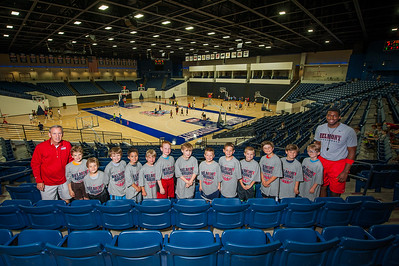 Boys Basketball Camp 2015