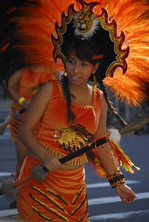 The 47th Annual NY Hispanic Day Parade 2011