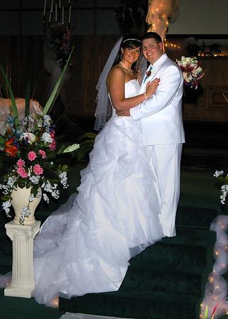 Mr. & Mrs. Nick Morrison