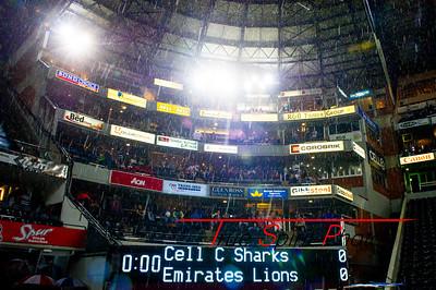 SupeRugby Natal Sharks vs Lions 21.02.2015