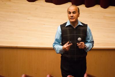 Arab Awakening Lecture