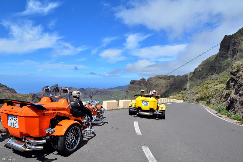 An amazing way to visit Tenerife ; Une autre façon de visiter Tenerife !