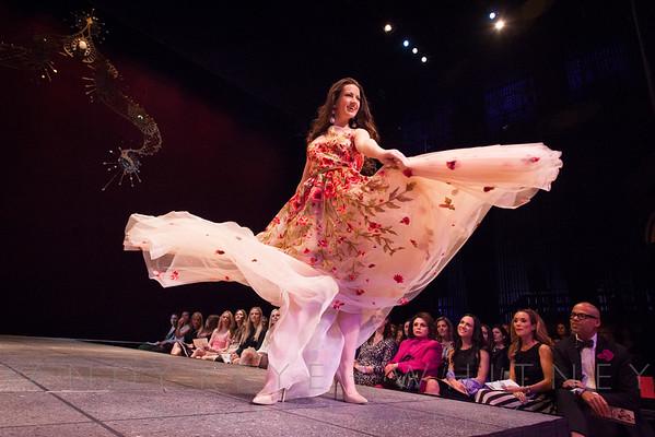 Tutu Chic Fashion Show - 4 Dec 2014 - Winspear Opera House