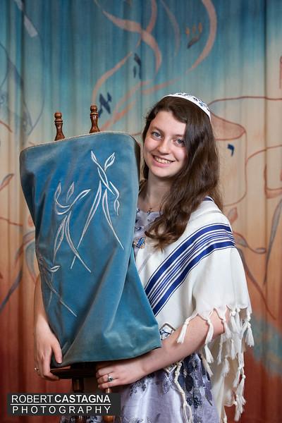 Alyssa's Bat Mitzvah