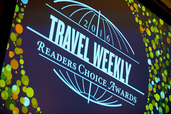 TRAVEL WEEKLY READERS CHOICE AWARDS 2016