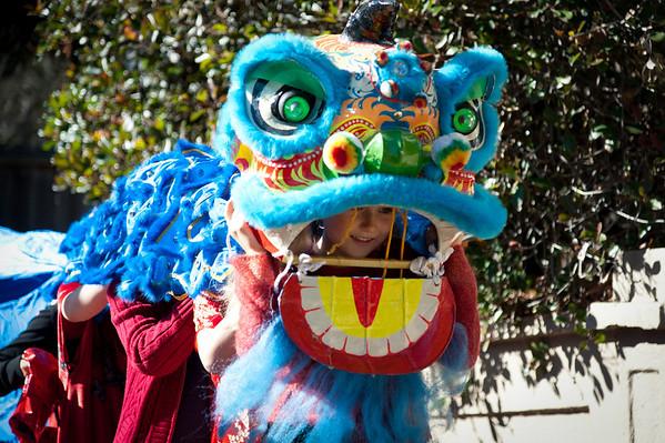 Chinese New Year's Celebration & Parade