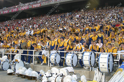 WVU vs Maryland - Halftime Formations - 9/20/03