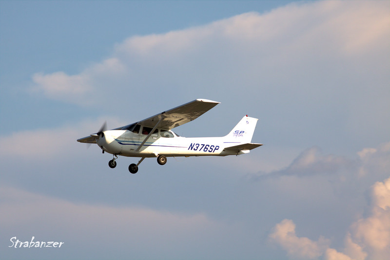 Cessna 172S     s/n 172S9508 N376SP SKY HIGH ATL LLC ATLANTA , GA, US  KPDK, DeKalb, GA,   09/22/2017 This work is licensed under a Creative Commons Attribution- NonCommercial 4.0 International License