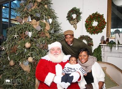 2014.12.13 Santa Visits Westside Provisions #TinselAndTwine