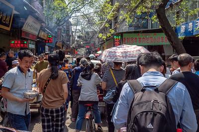 Xian Muslim Quarter 2019