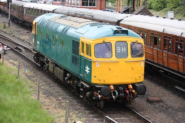 33035 - Severn Valley Railway - May 2016