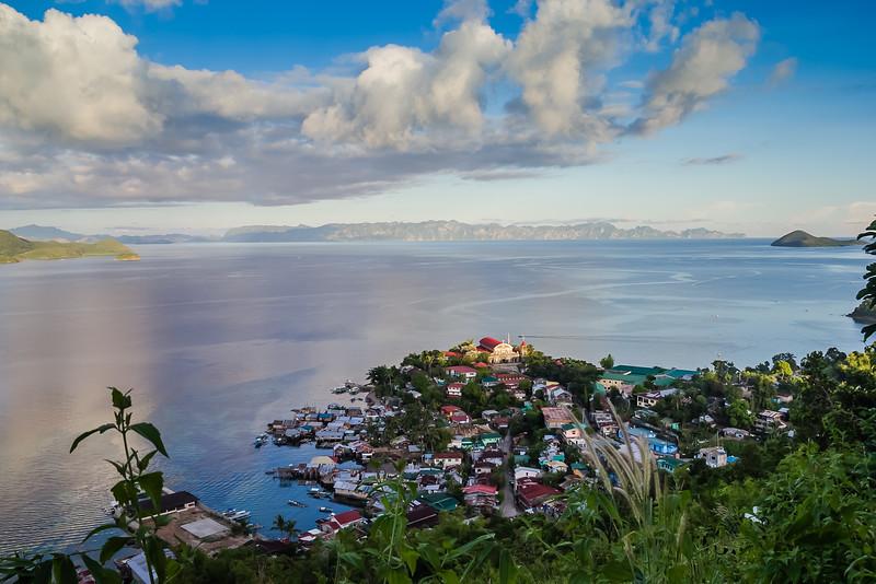Culion Island part of the Calamianes Archipelago