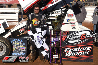 Williams Grove Speedway - 3/14/21 - Paul Arch