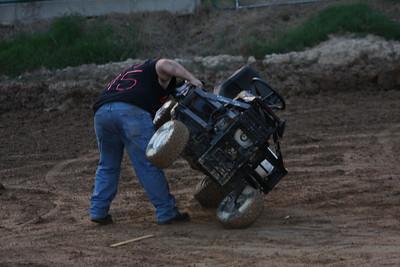 2012 Delta Fair - Lawnmower Derby