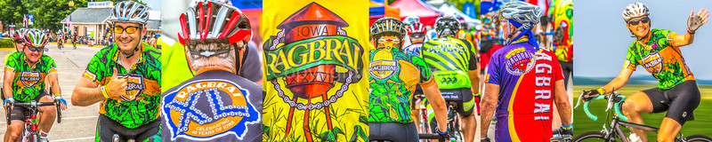 Biggest Iowa Ride - Banner Photos Only  (see other galleries for individual photos)