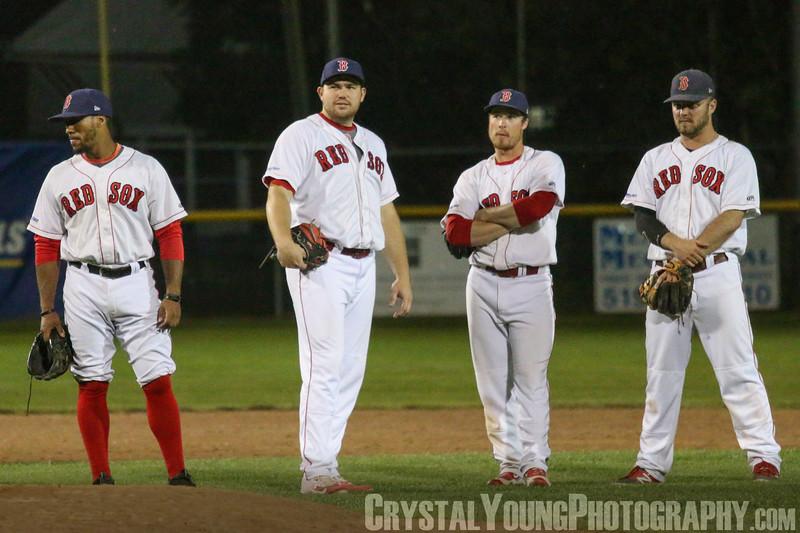 Kitchener Panthers at Brantford Red Sox June 14, 2017