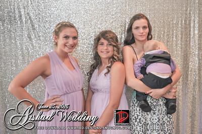 Arshad Wedding 6-25-16