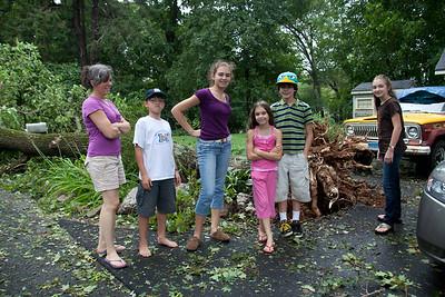 Hurricane Irene 8-2011