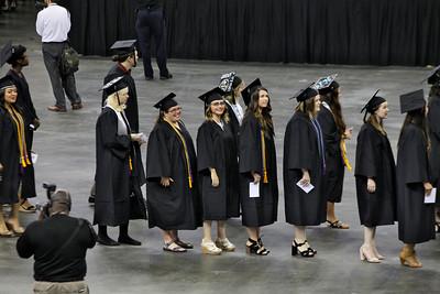 Michelle Place GGC Graduation