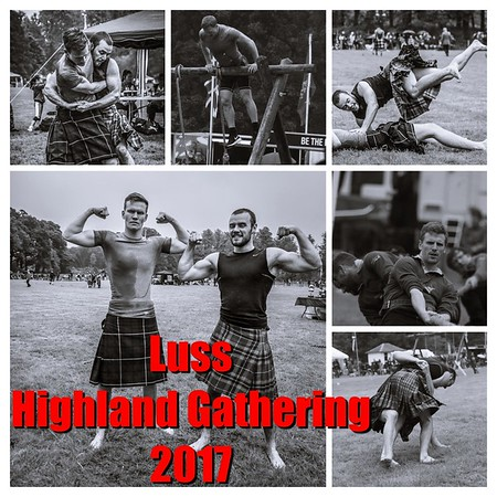 The 2017 Luss Highland Gathering