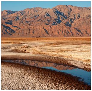Death Valley / Cow Creek - 2007