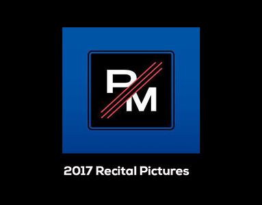 2017 Recital Pictures