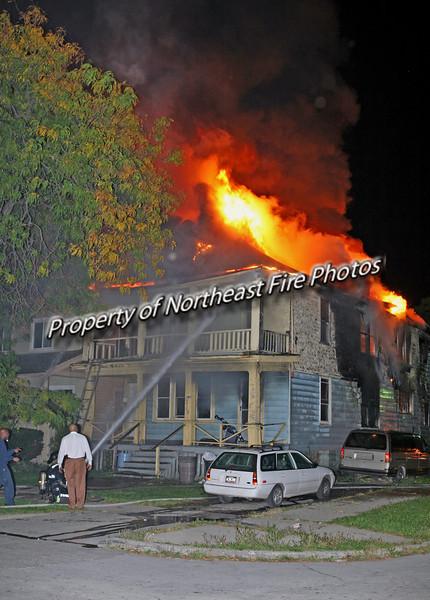Detroit Fires