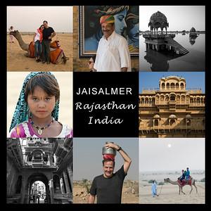 JAISALMER Rajasthan - THE BOOK