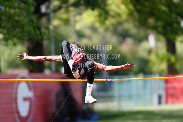 ILLINOIS SOUTHWEST CONFERENCE MEET (5-12-2016)