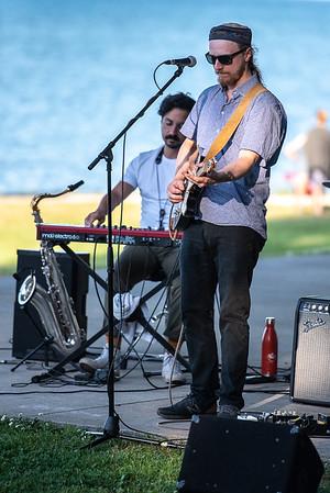 Fraser Melvin Band