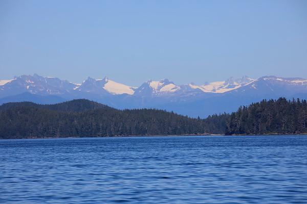 SouthEast Alaska Scenery 2018
