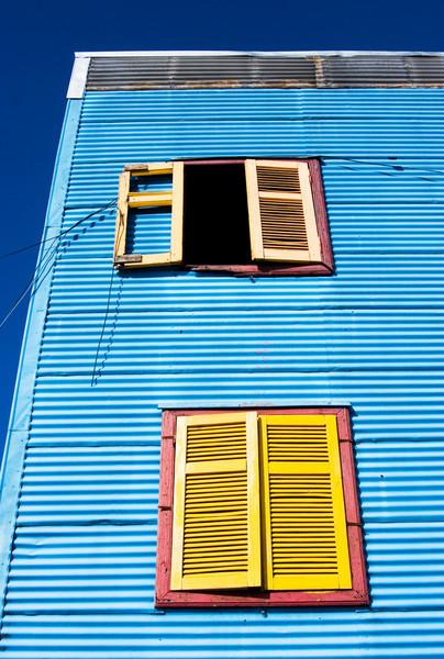 caminito shutters II
