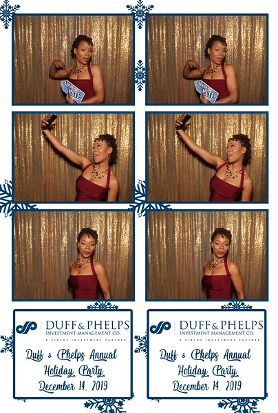 Duff & Phelps Holiday Party (12/14/19)