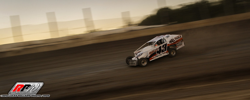 Lebanon Valley Speedway - 9/15/18 - Lucas Ballard