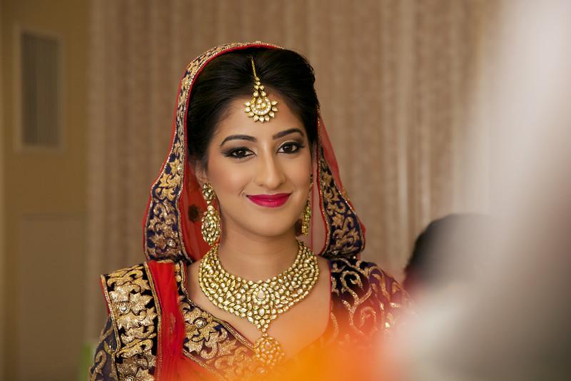 Le Cape Weddings - Indian Wedding - Day 4 - Megan and Karthik Bride Getting Ready 18.jpg