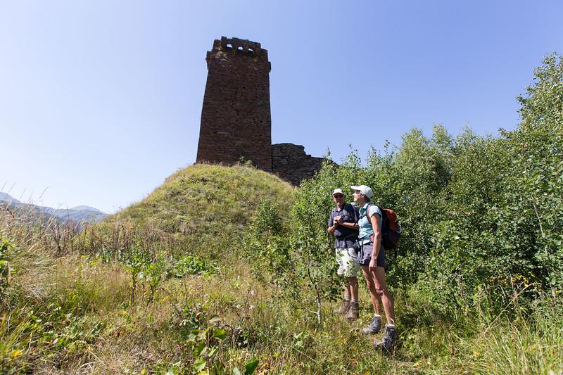 Ushguli, Queen Tamara's Tower