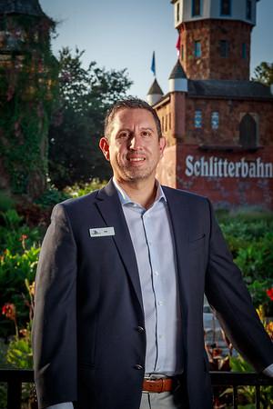 Schlitterbahn Group Sales Head Shots