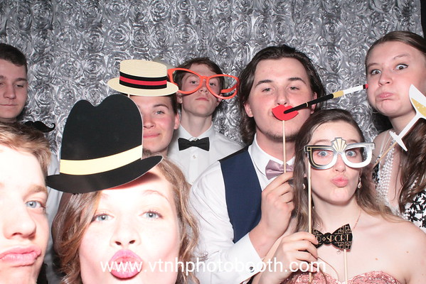 Single Photos - 5/18/19 - GMUHS Prom