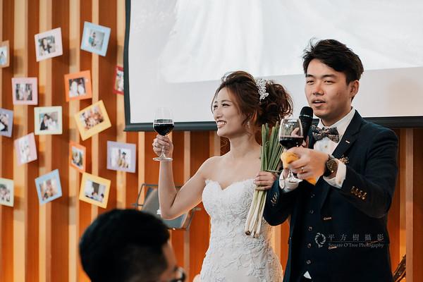 婚禮紀錄| Living One 台大明達館 | 婚攝 |