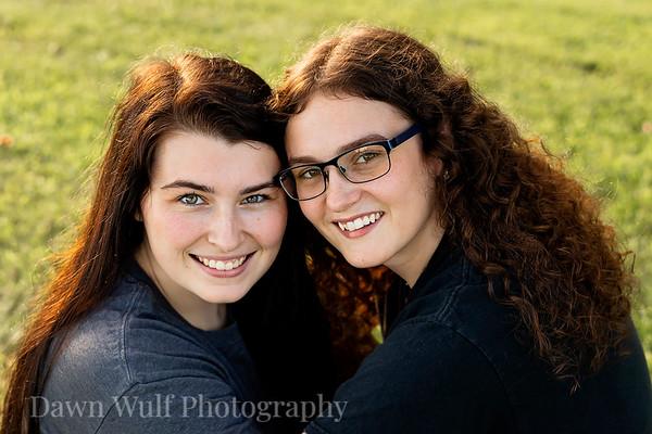 Ellen & Hannah | Portraits