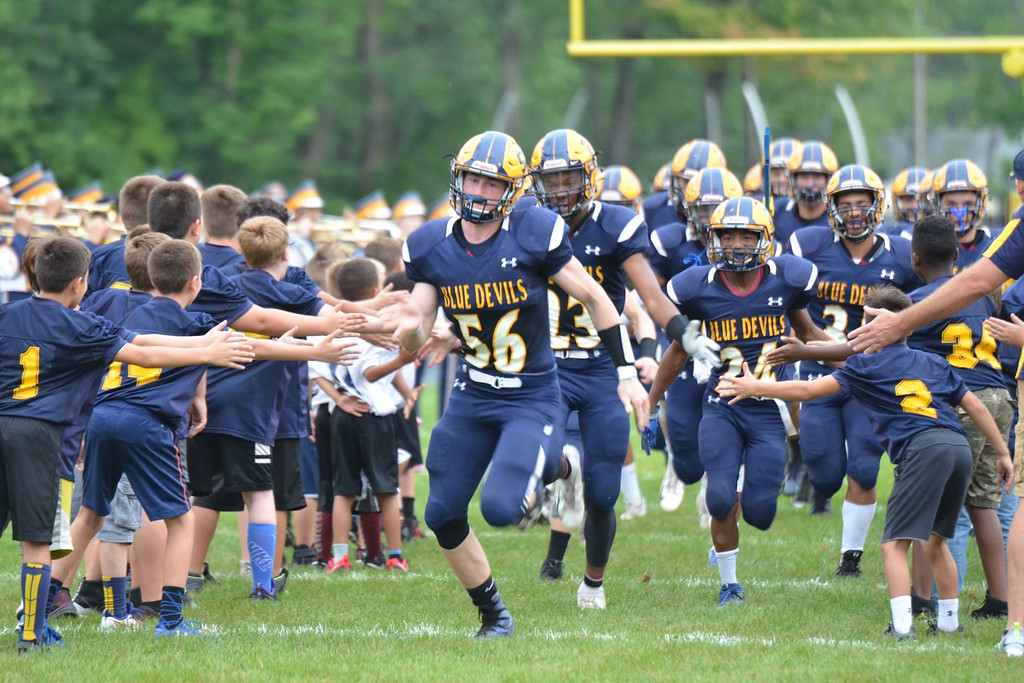 . Paul DiCicco - The News-Herald Wickliffe vs. East Tech