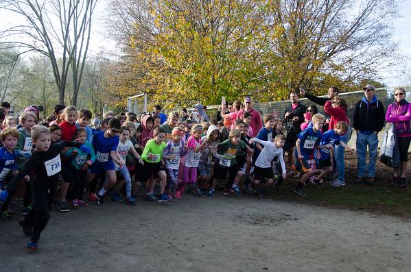 Ciorsdan Conran 2017 - Older Kids Race