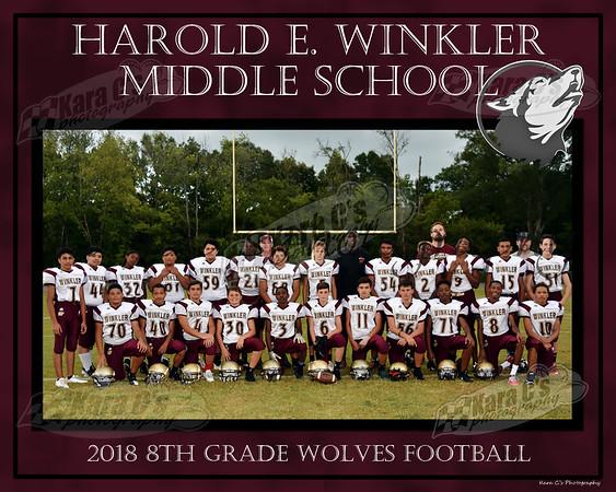 Football - 8th Grade