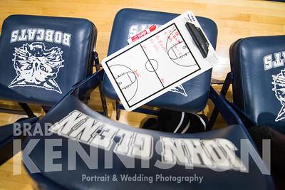 1-24-17 Garber Varsity Girls Basketball